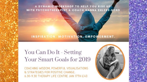 You Can Do It! Set Your SMART Goals for 2019