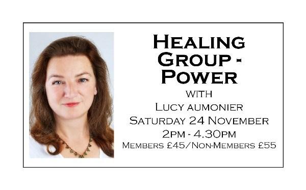 Healing Group: Power