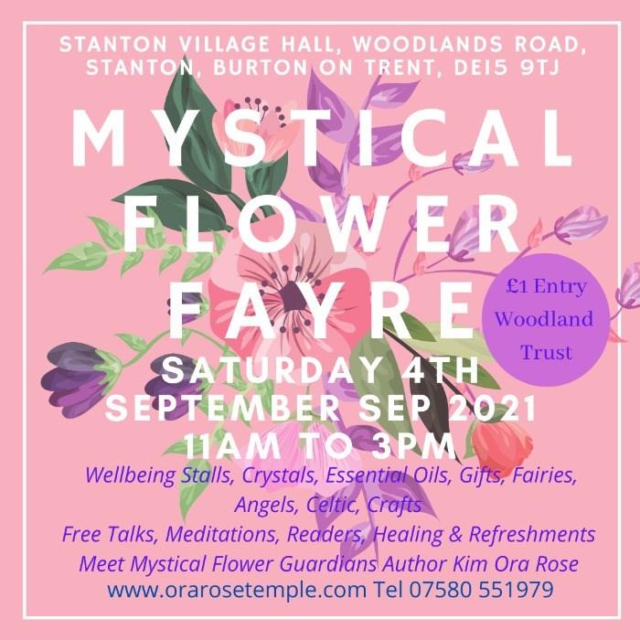 Mystical Flower Fayre