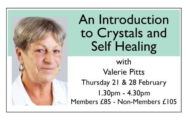 An Introduction to Crystals and Self Healing in two parts