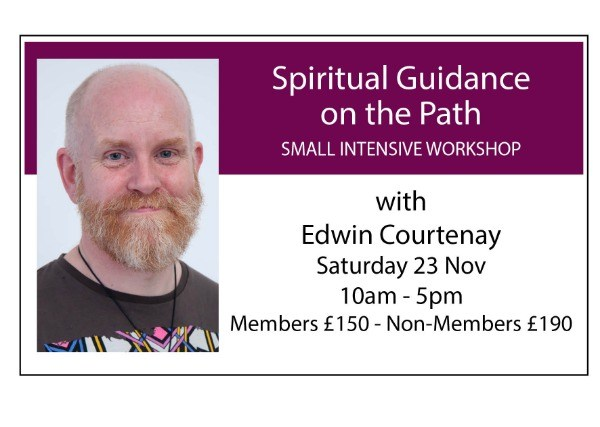 Spiritual Guidance on the Path - small intensive workshop