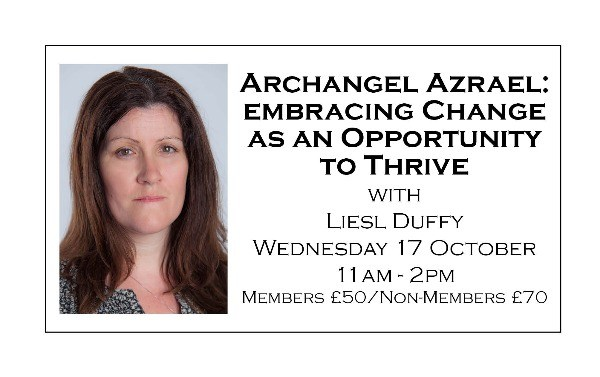 Archangel Azrael: Embracing Change as an Opportunity to Thrive