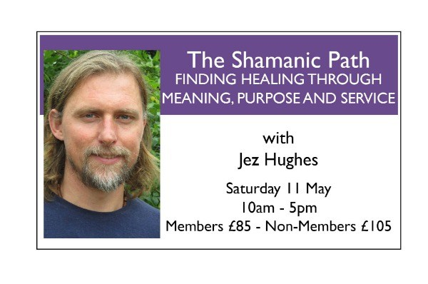 The Shamanic Path - FINDING HEALING THROUGH MEANING, PURPOSE AND SERVICE