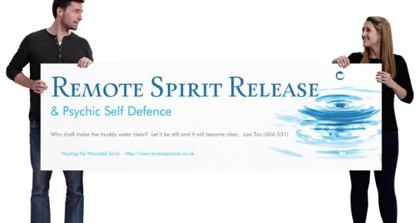 Remote Spirit Release - August Workshop