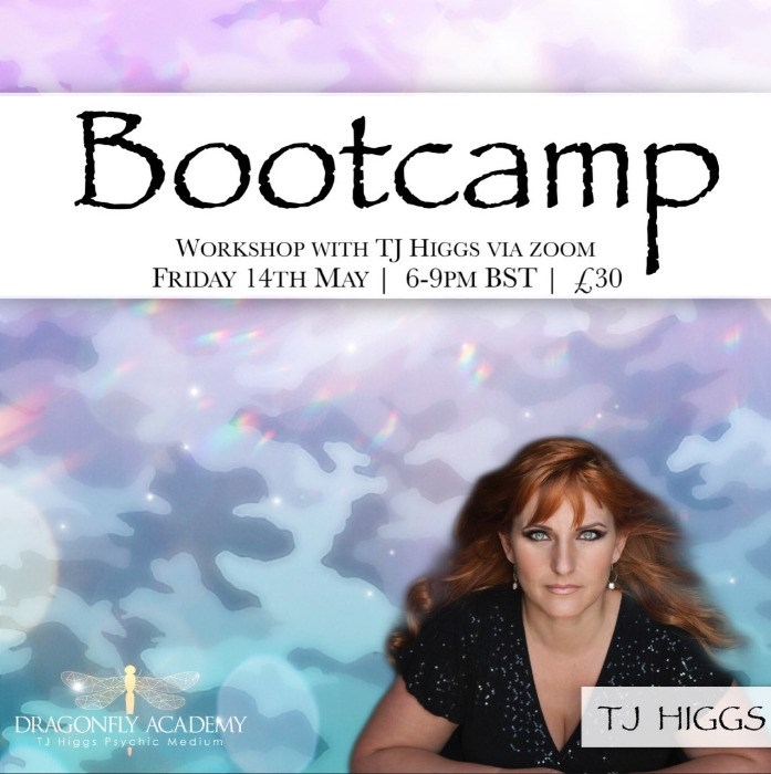 TJ Higgs - Boot Camp - Friday 14th May - 6PM - 9pm