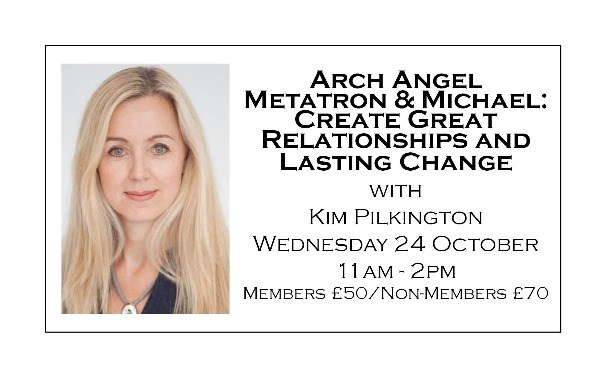 Arch Angel Metatron & Arch Angel Michael: Create Great Relationships and Lasting Change
