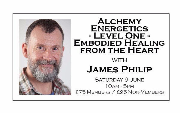 Alchemy Energetics - Level One - Embodied Healing from the Heart
