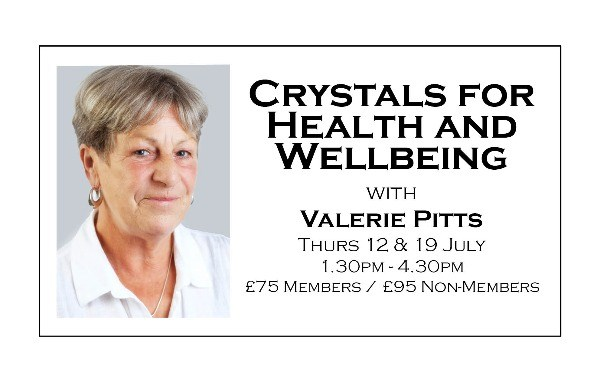 Crystals for Health and Wellbeing