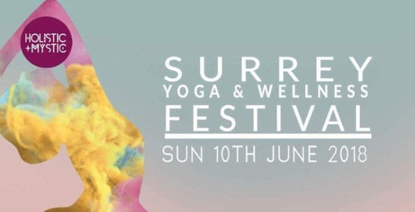 Surrey Yoga & Wellness Festival 2018