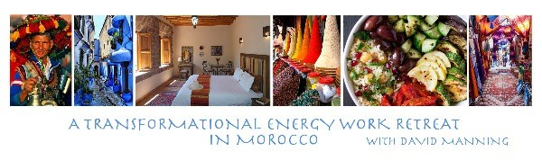 A Transformational Energy work Retreat in Morocco