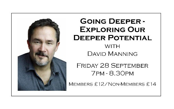 Going Deeper - Exploring Our Deeper Potential
