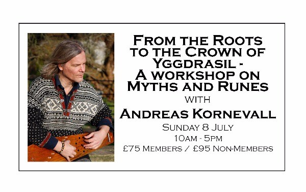 From the Roots to the Crown of Yggdrasil - A Full Day Workshop on Myths and Runes
