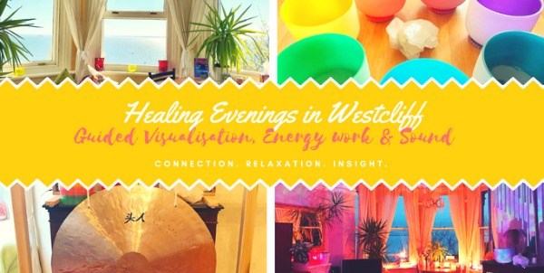 Healing Evening with Energy Work, Guided Visualisation & Sound