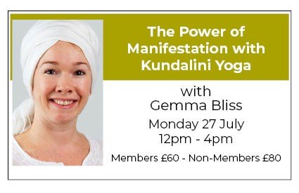 The Power of Manifesting with Kundalini Yoga