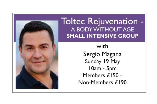 Toltec Rejuvenation: A BODY WITHOUT AGE
