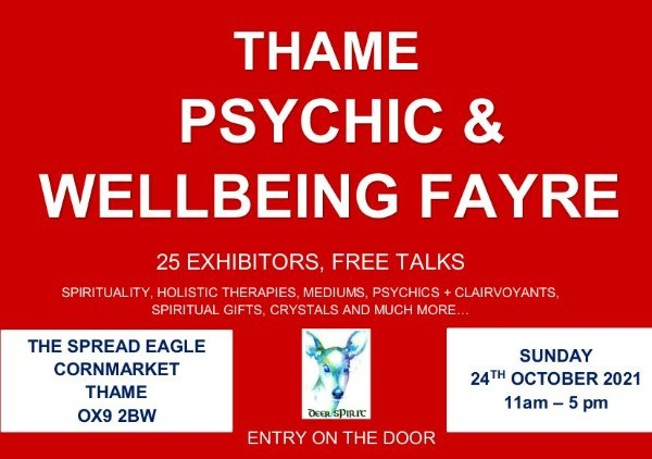 Thame Psychic & Wellbeing Fair
