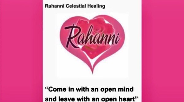 Rahanni Celestial Healing Live Workshop Introduction
