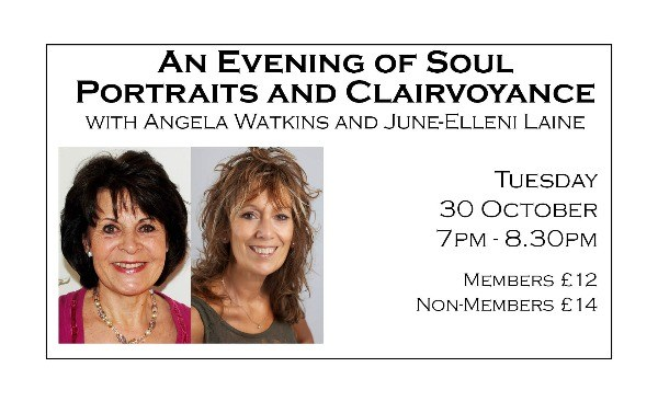 An Evening of Soul Portraits and Clairvoyance