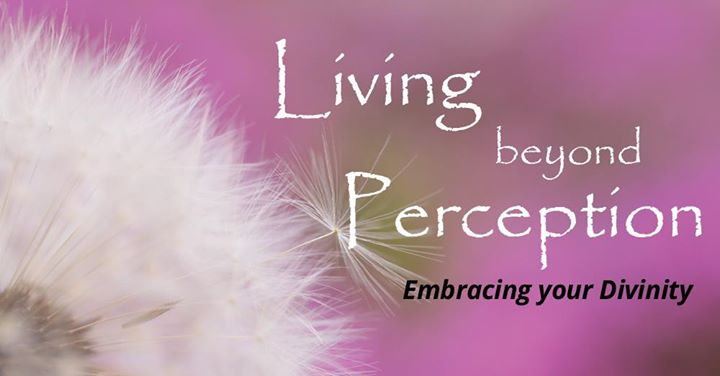 Living Beyond Perception Workshop