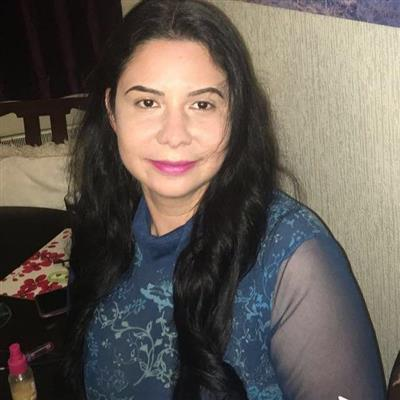 Mariana Bolivar Martinez - Psychic Medium and Intuitive Consultant