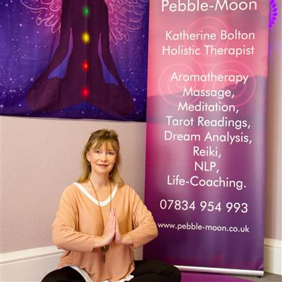 Katherine Bolton - Pebblemoon Holistic Wellbeing Centre
