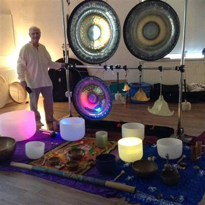 Sound Healing Lotus Academy UK